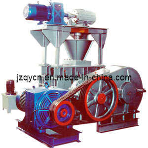 Roll-Type Ball Press Machine (YQG0.5~5.0)