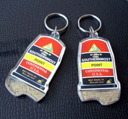 Key Chain with Sand (YP-BA007)