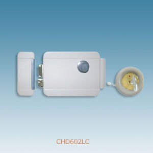 New Product Top Sales Intelligent Lock with MIFARE Card Reader (CHD602LC-M) for Access Control System
