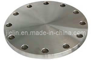 API 6A Blind Flange with Forged ANSI 4130 pictures & photos