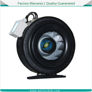 "4"" Inline Fan Duct Fan for Hydroponics"