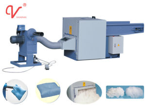 Fiber Carding and Stuffing Machine pictures & photos