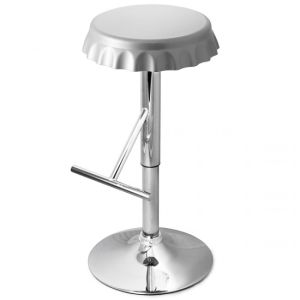 Bottle Top Bar Stool