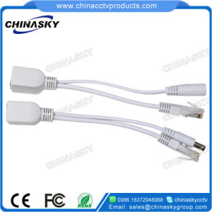 30m-Pair Passive Poe Cable with Poe Splitter and Injector (POE30M) pictures & photos