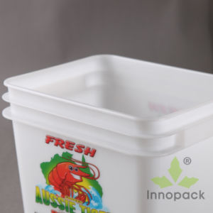 Food Grade Plastic Pail pictures & photos