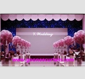 China Top Quality LED Wedding Curtain Lights (GN-406)