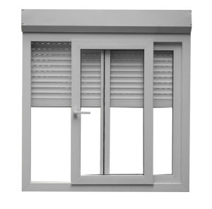 Top Quality Aluminium Window Shutter (monoblock) pictures & photos