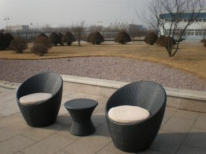 Outdoor Furniture 3 Pieces Set