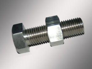 DIN933 Stainless Steel Hex Head Bolt pictures & photos