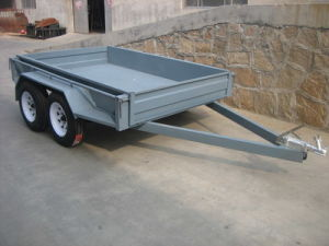 Light Duty Utility Cargo Box Trailer