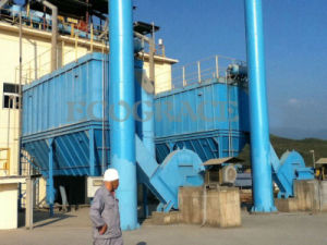 Asphalt Mixing Dust Collector for Gas Processing