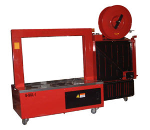 Automatic Low Table Strapping Machine pictures & photos