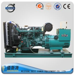 150kw Volvo OEM Factory Electric Genset with Diesel Engine