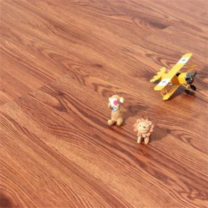 Europ Standard Indoor Oak Wood Grain Wps Click Flooring pictures & photos