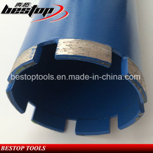 "Laser Diamond Core Drill Bits with 1-1/4""-7 Connection pictures & photos"