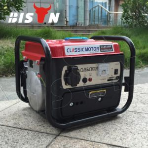 Bison (China) BS950b 650W 1 Year Warranty Mini Silent Household Cheap Portable Generators pictures & photos