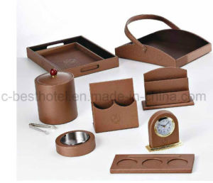Hotel Guest Room Leather Product Hotel Decoration Accessories pictures & photos