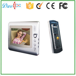 Nightvision 7 Inch Color Video Door Phone for Intercom Systems pictures & photos