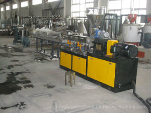 Advanced Manufacturer of Pet Granules Extrusion Line pictures & photos