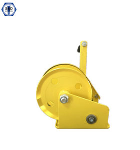 Hand Winch 2 Speed Powder Coating 1000kgs