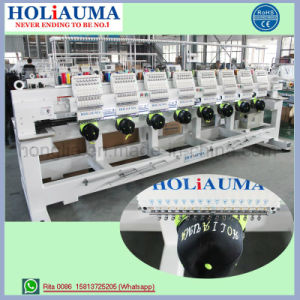Holiauma Anycolor 6 Head Cap Embroidery Machine Computerized for High Speed Embroidery Machine Functions for Flat Embroidery Machine pictures & photos