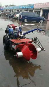 Sf and Df Power Tiller Operated Furrower pictures & photos