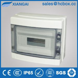 Plastic Distribution Box Waterproof Distribution Box Electrical Box Hc-Ha-12ways pictures & photos
