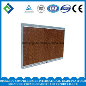 The Ventilation Sysem Wet Curtain