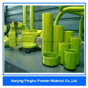 Green Electrostatic Metallic Powder Coating pictures & photos