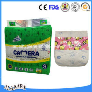 Camera Brand Disposable Diapers Baby for Pakistan pictures & photos