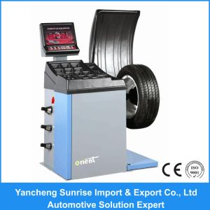 European Style High Quality Tire Balancing Machines pictures & photos
