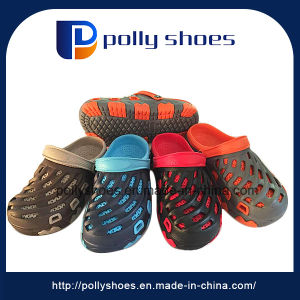 2017 Children Fashion Holey Soles EVA Clogs