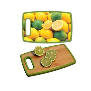 Bamboo Chopping Board for Food Cutting