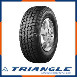 Tr246 China Big Shoulder Block Triangle Brand All Sean Car Tires pictures & photos