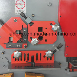 High Efficiency Ironworker Ce Approved Q35y-16 Hydraulic Iron Workers for Sale pictures & photos