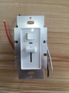 DC12V UL in-Wall Dimmer Switch LED Slide Dimmer