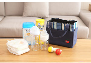 Handbag of Cooler Lunch Bag, Baby Milk Bottle Insulated Bag pictures & photos