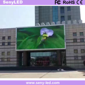 Outdoor DIP Full Color Video Sign Board LED Advertising Panel for Shopping Guide pictures & photos