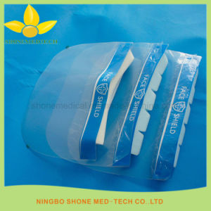 Disposable Protective Medical Safety Face Shield pictures & photos