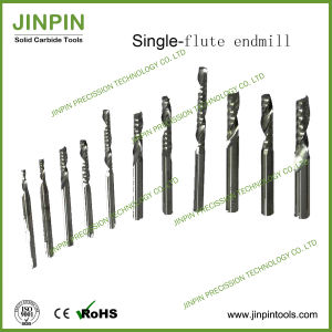Single-Flute End Mill for Soft Material Boards