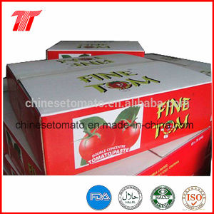 830g Fine Tom Healthy Canned Tomato Paste with Low Price pictures & photos