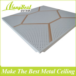 2017 New Pattern Aluminum Material Ceiling Roof Panels pictures & photos
