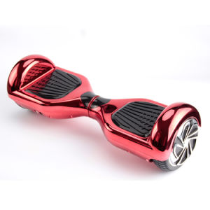 Us Stock 2 Two Wheel Smart Self Balancing Scooter Electric Standing Scooter Chrome Scooter Hoverboard Drifting Balance Board pictures & photos