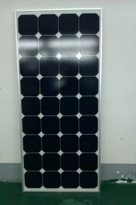 120W Mono Solar Panel, Professional Manufacturer From China, TUV Certificate! pictures & photos
