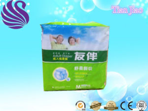 Economic and Good Quality Adult Diaper with High Absorbent pictures & photos