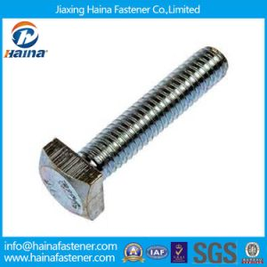 Stainless Steel 18-8 Ss 316 Unf Square Head Bolts pictures & photos