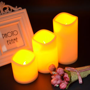 Toggle Switch Flameless Candle Lights LED Candle pictures & photos