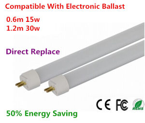 0.6m 15W LED T5 Tube Directly Replace 24W Ho T5 UL & Dlc Approved