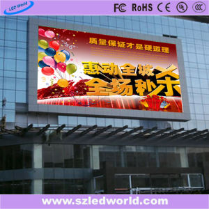 Indoor/Outdoor Fullcolor Advertising LED Display (LED screen, LED sign) pictures & photos