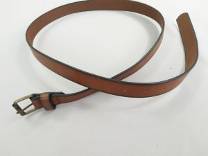 Fashion Brown Woven′s PU Belt pictures & photos